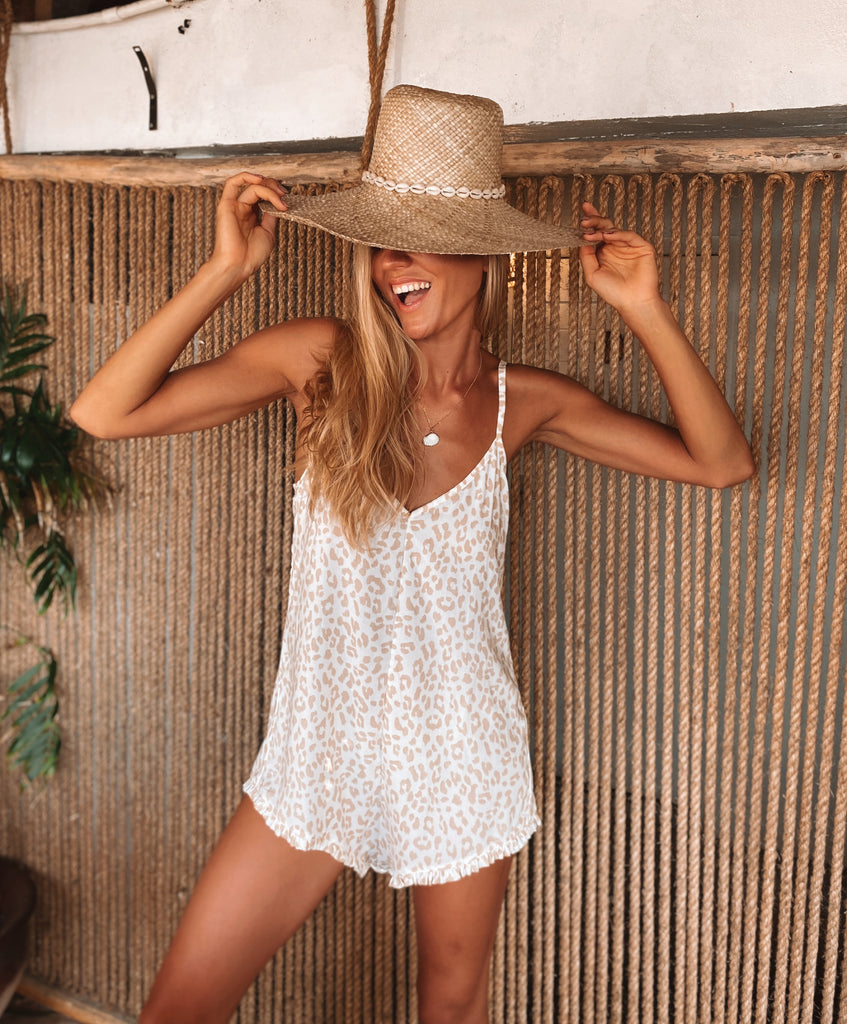 Chai Beach Jumpsuit