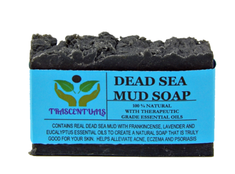 Why would I rub Dead Sea Mud on myself in the shower?