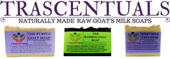 LUXURY GOAT MILK SOAPS