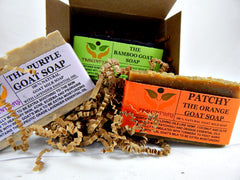 NATURAL SOAP GIFT SETS