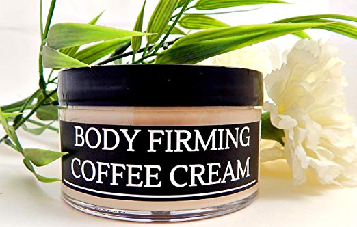 Body Firming Coffee Cream With Added Caffeine For Cellulite Repair - TRASCENTUALS