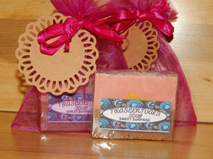 Sweet Surprise Luxury Natural Soap Bar - TRASCENTUALS