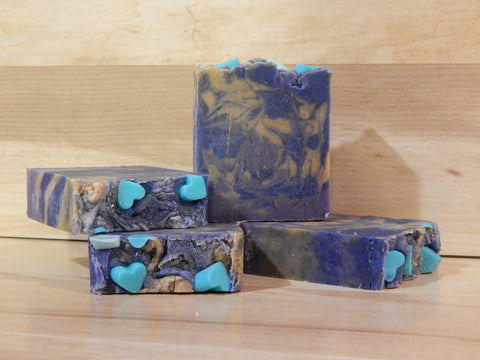 Luxury Soap Bar Amazon Rain - TRASCENTUALS