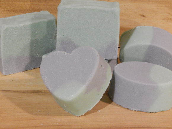 Sea Salt Soap Bars - TRASCENTUALS