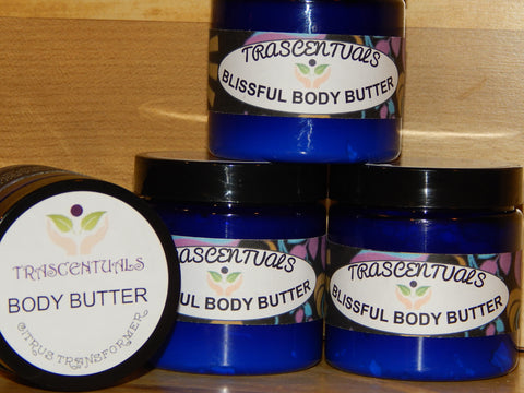 Body Butter Lotion Citrus Transformer - TRASCENTUALS