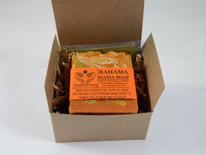 Natural Handmade Soap Bahama Mama - TRASCENTUALS