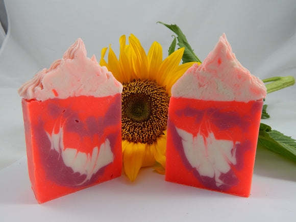 Luxury Soap Bar Breezy (apricot & freesia) - TRASCENTUALS