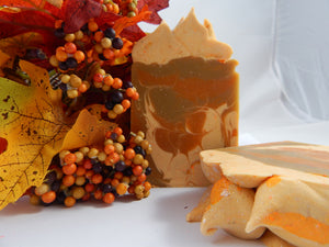 Luxury Soap Bar Autumn Harvest - TRASCENTUALS