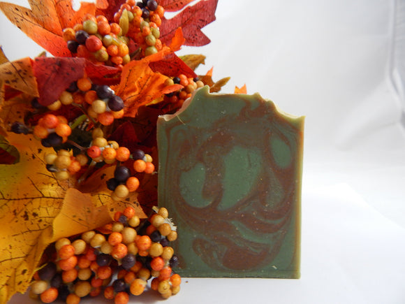 Luxury Soap Bar Cinnamon Spice - TRASCENTUALS