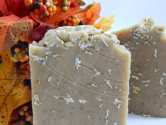 Goat Milk Oatmeal & Honey Soap Bar - TRASCENTUALS