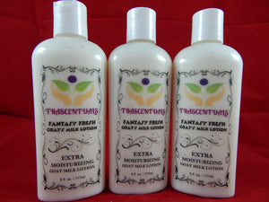Moisturizing  Body Lotion Fantasy Fresh - TRASCENTUALS