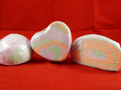 Solid Bubble Bars-Cool Water Scent - TRASCENTUALS