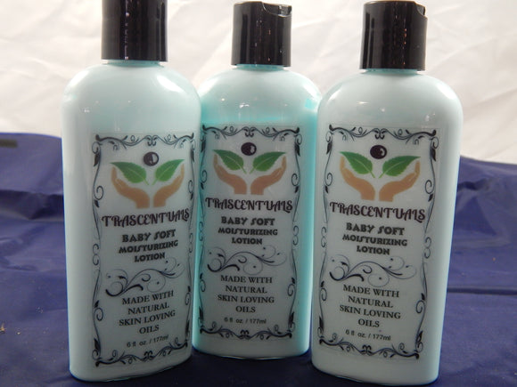 Moisturizing Body Lotion Baby Soft - TRASCENTUALS
