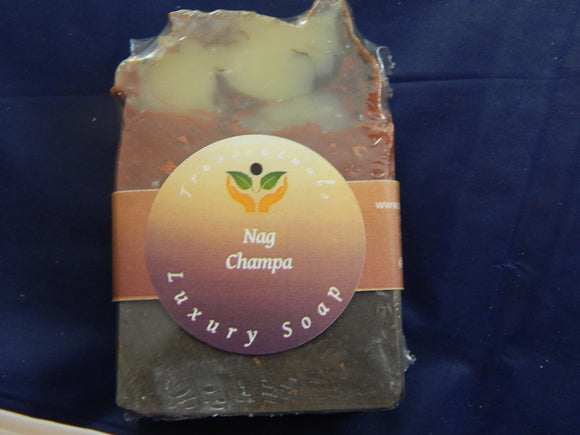 Luxury Soap Nag Champa - TRASCENTUALS