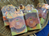 Luxury Soap Bar African Sunset - TRASCENTUALS