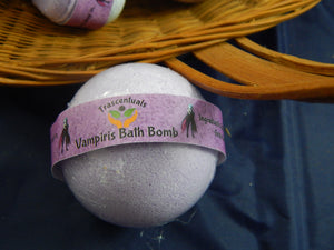 Bath Bomb Vampiris - TRASCENTUALS