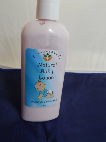 Baby Lotion - TRASCENTUALS