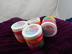 Emulsified Sugar Scrub Paradise - TRASCENTUALS