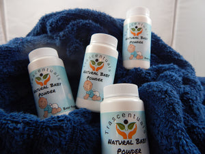 Baby Powder 3 oz Baby Scented - TRASCENTUALS