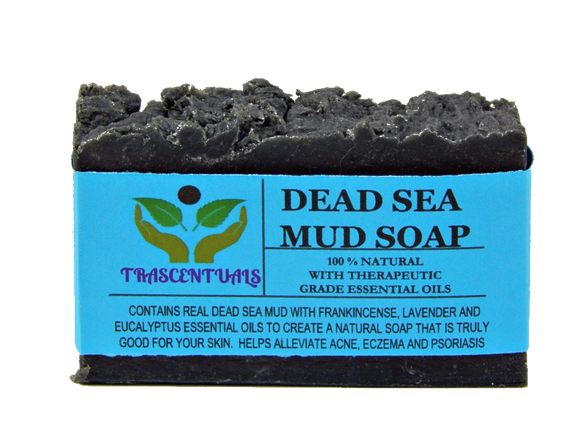 Dead Sea Mud Soap Bar - TRASCENTUALS
