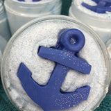 Take Me Sailing Whipped Soap Sugar Scrub Exfoliating and Moisturizing - TRASCENTUALS