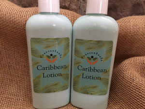 Caribbean Moisturizing Body Lotion - TRASCENTUALS