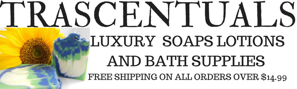 LUXURY SOAPS AND LOTIONS
