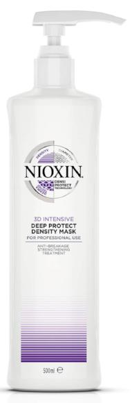 NIOXIN 3D INTENSIVE DEEP PROTECT DENSITY MASK 500ML