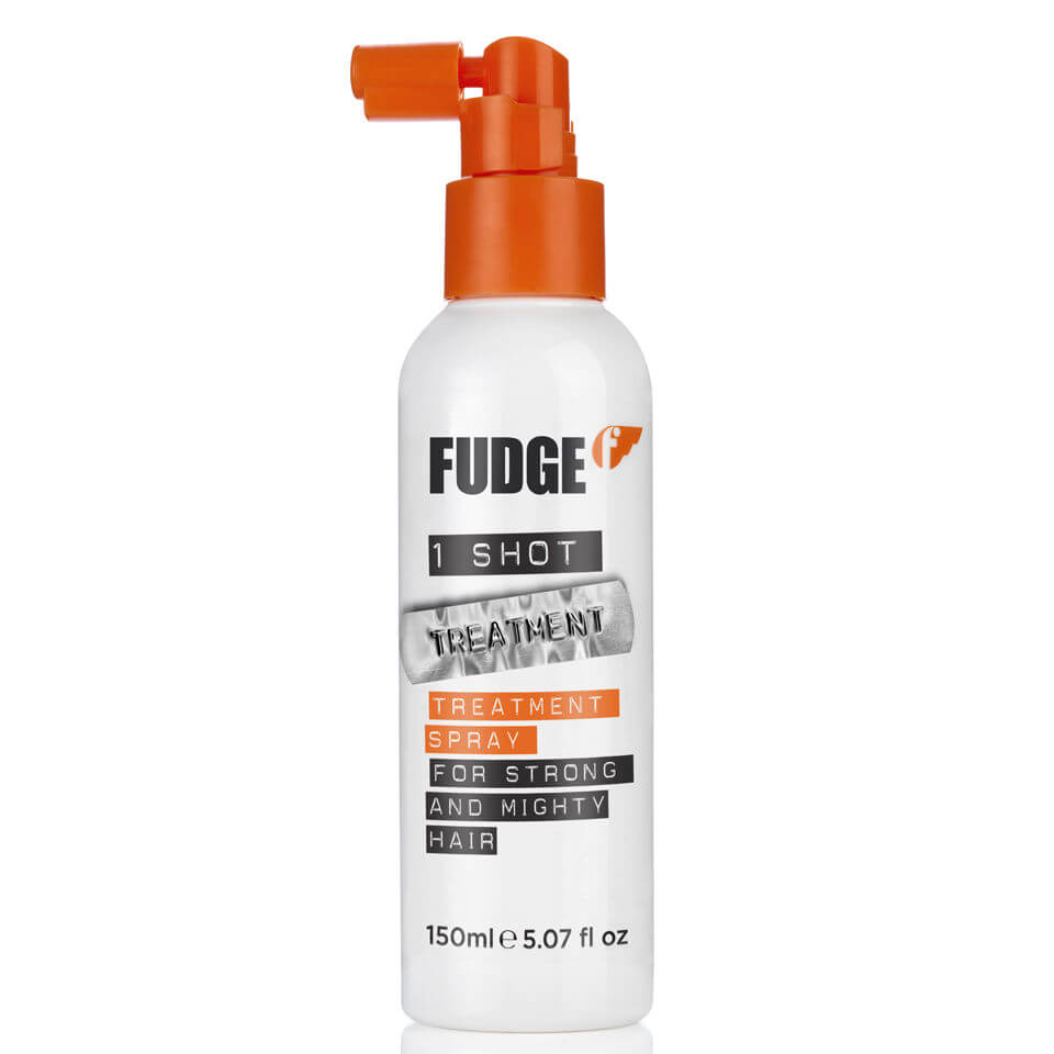 FUDGE 1 SHOT TREATMENT POROSITY EQUALIZER WITH HYDRATING GUARANA 150ML