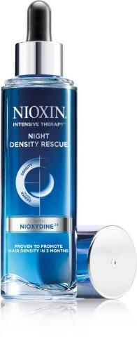 NIOXIN 3D NIGHT DENSITY RESCUE 70ML
