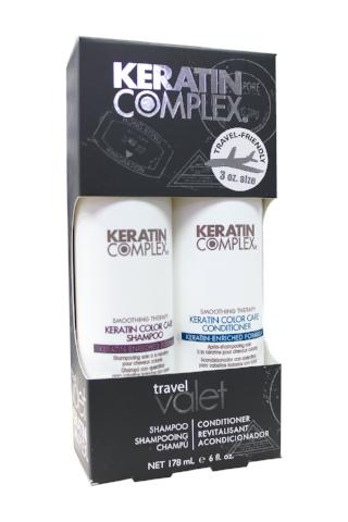 KERATIN COMPLEX COLOR CARE TRAVEL DUO