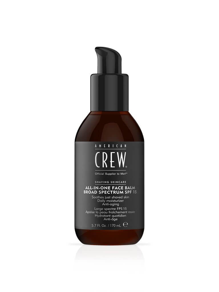 AMERICAN CREW ALL IN ONE FACE BALM SPF 15 170ML