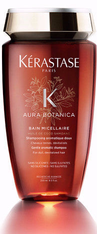 New Kérastase Aura Botanica naturally derived shampoo