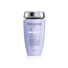 Load image into Gallery viewer, KÉRASTASE BLOND ABSOLU BAIN ULTRA-VIOLET 250ML