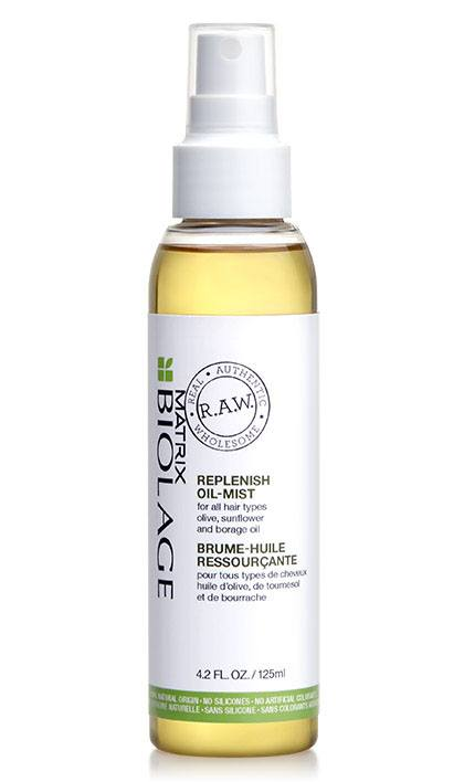 BIOLAGE R.A.W. REPLENISH OIL MIST 125ML