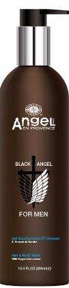 BLACK ANGEL FOR MEN HAIR AND BODY WASH 400ML