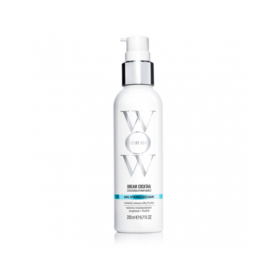 COLOR WOW DREAM COCKTAIL COCONUT LEAVE-IN TREATMENT SPRAY FOR DRY HAIR 200ML