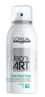 L'ORÉAL PROFESSIONNEL TECNI ART CONSTRUCTOR THERMO-ACTIVE TEXTURE SPRAY 150ML