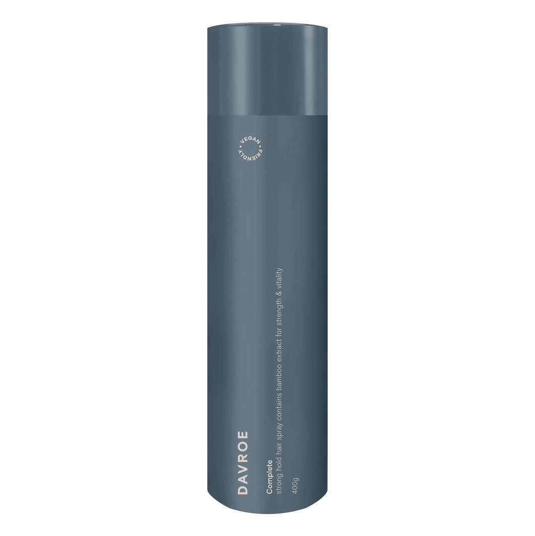 DAVROE STYLING DETAIL COMPLETE AEROSOL HAIR SPRAY 400G