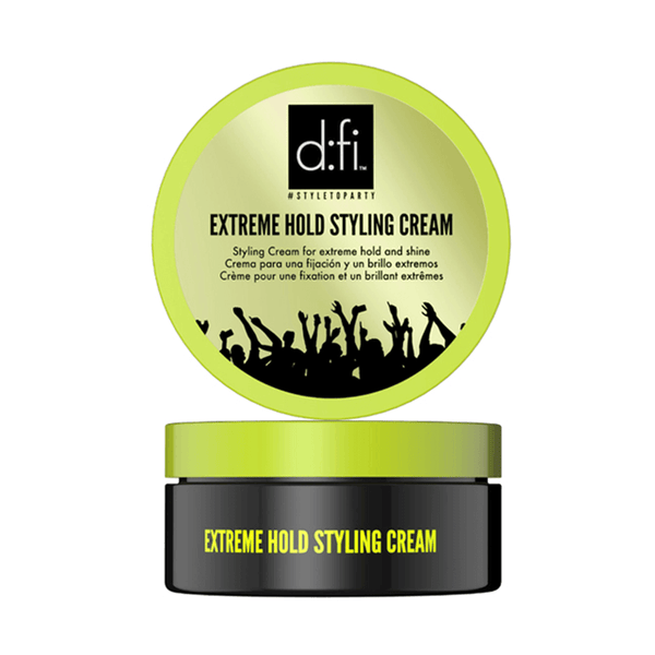 D:FI EXTREME HOLD STYLING CREAM STYLING CREAM FOR EXTREME HOLD AND SHINE