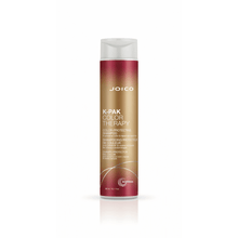 Load image into Gallery viewer, JOICO K-PAK COLOR THERAPY REPAIRING SHAMPOO 300ML