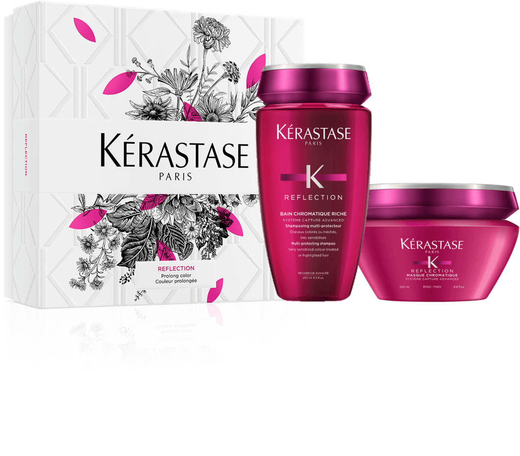 KÉRASTASE REFLECTION LIMITED EDITION COFFRET SET
