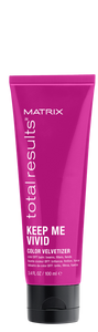 MATRIX TOTAL RESULTS KEEP ME VIVID COLOR VELVETIZER LEAVE-IN WITH UV AND HEAT PROTECTION