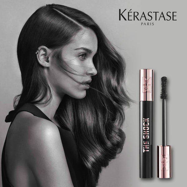 RECEIVE A COMPLIMENTARY YSL MASCARA WHEN YOUR PURCHASE 3 OR MORE KÉRASTASE PRODUCTS