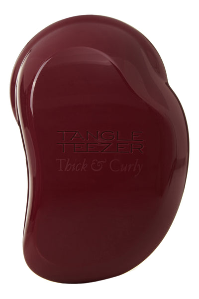 TANGLE TEEZER SALON ELITE THICK & CURLY MAROON