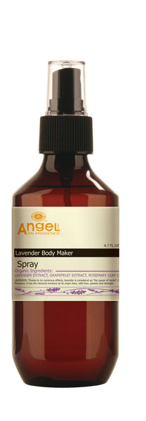 ANGEL EN PROVENCE LAVENDER BODY MAKER SPRAY 200ML