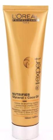 L'ORÉAL PROFESSIONNEL NUTRIFIER BLOWDRY CREAM FOR DRY UNDER NOURISHED HAIR