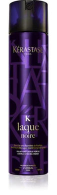 KÉRASTASE LAQUE NOIRE EXTRA STRONG HOLD HAIRSPRAY 300ML