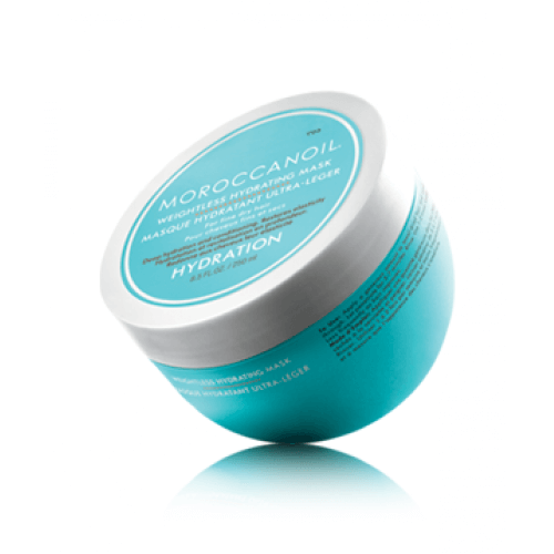MOROCCANOIL WEIGHTLESS HYDRATING MASK FOR FINE DRY HAIR