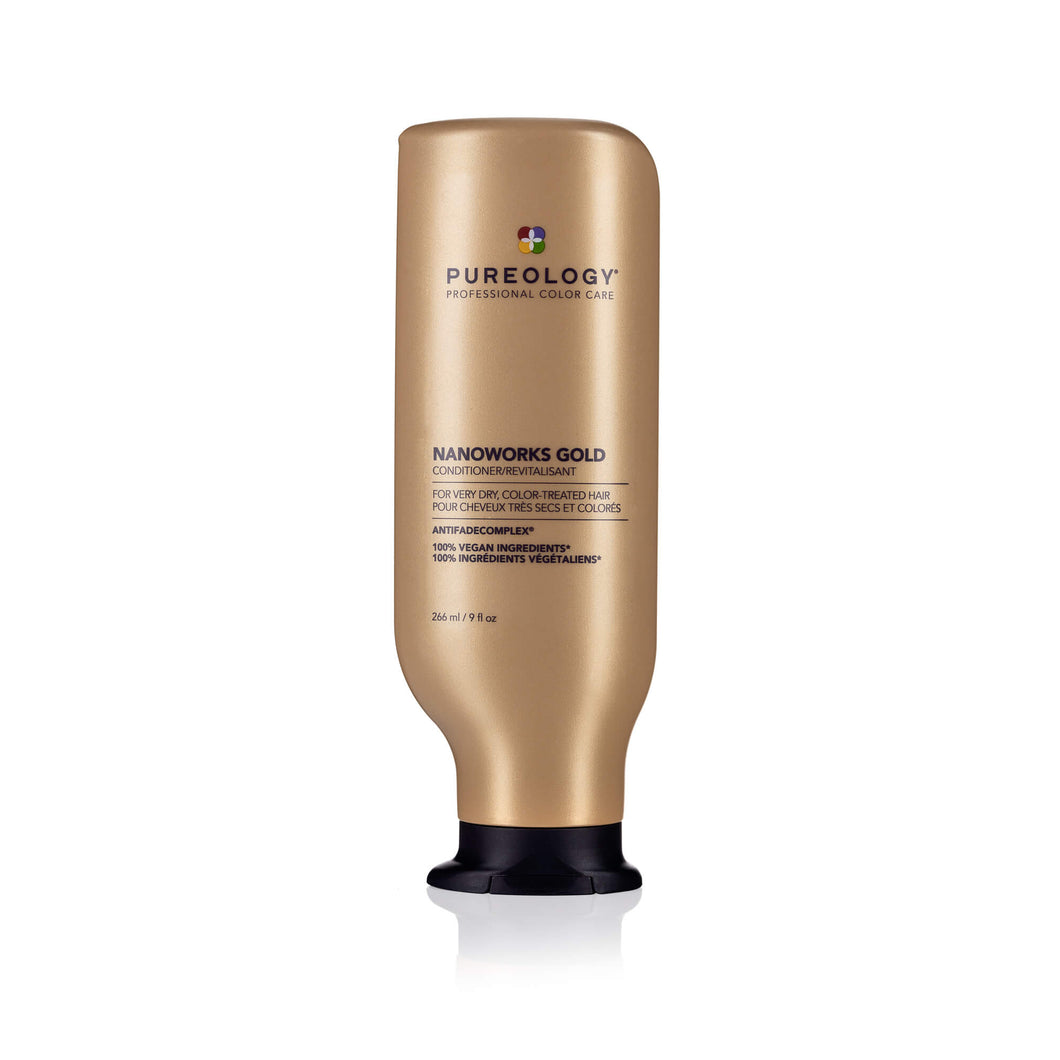 PUREOLOGY NANOWORKS GOLD CONDITIONER 266ML